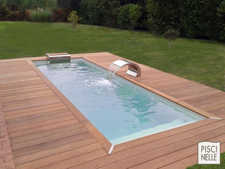20 best piscines xs images on pinterest swimming pools petite piscine and pools. Black Bedroom Furniture Sets. Home Design Ideas