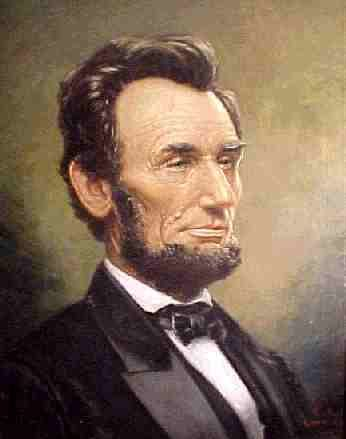 """""""The problem with quotes on the Internet is that you can't always be sure of their authenticity"""" - Abraham Lincoln"""