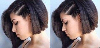 10 Belles Coiffures Faciles sur Cheveux Courts