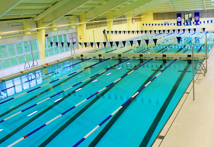 Athletic Complex Olympic Length Pool