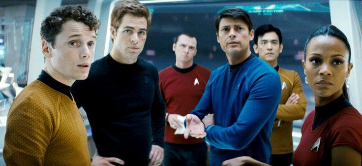 Star Trek 2 casting  & release dates announced!!