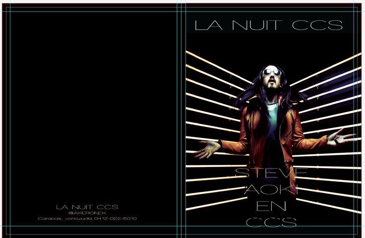 Revista / La Nuit CCS