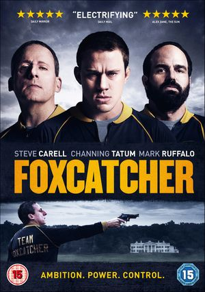 Academy Award-nominated psychological drama starring Steve Carell and Channing Tatum, which tells the story of how Olympic wrestler Mark Schultz was invited by his multi-millionaire mentor John du Pont to live on his estate while he trained for the 1988 Seoul Olympics.