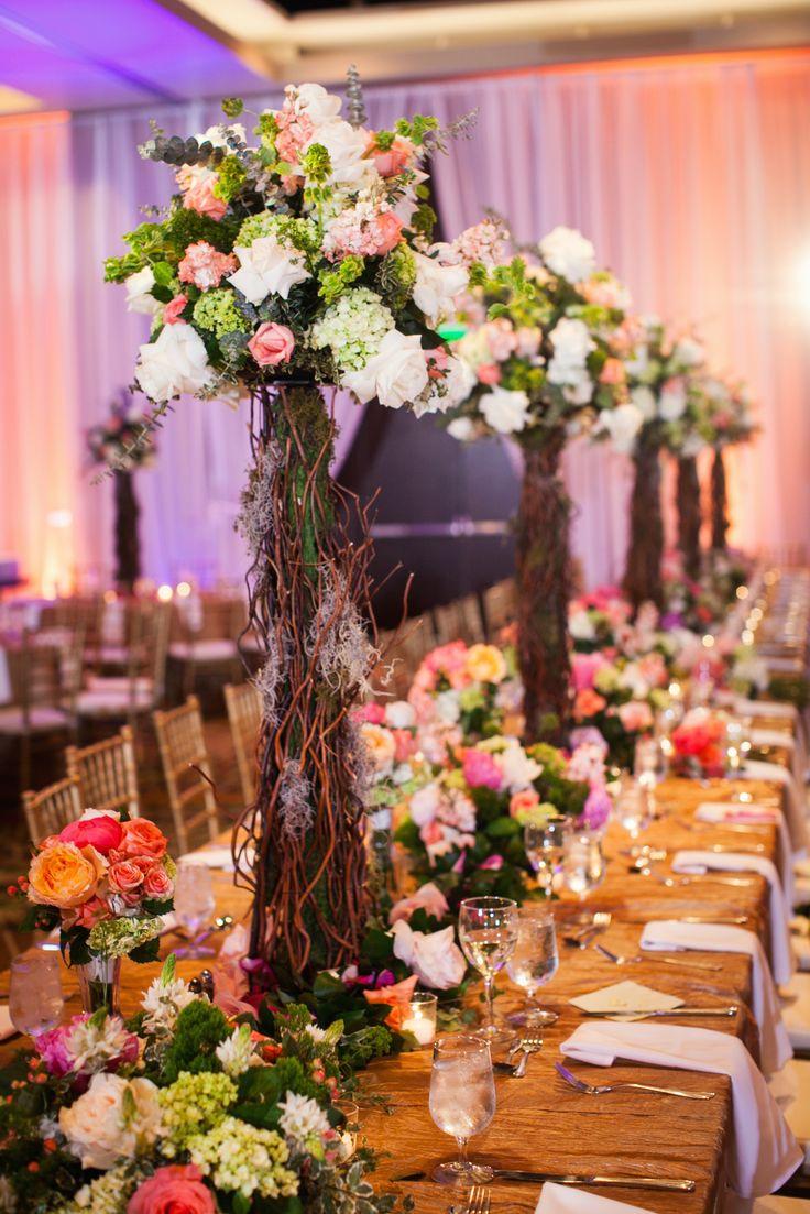 Wedding Reception Decor Table Decorations Country Chic Rustic San Antonio