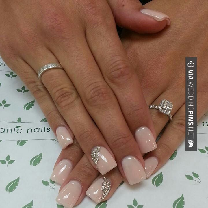 Like This Check Out Some Awesome Pics Of New Wedding Nails 2016 At Weddingpins Net Weddingnails2016 Weddingnails In