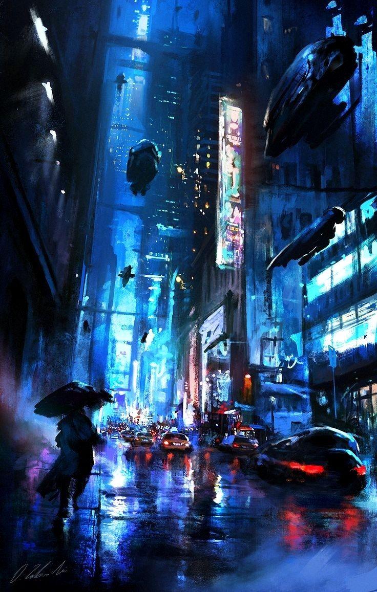 Blade Runner 2049 Wallpaper 4k Reddit Ideas In 2020 Sci Fi Concept Art Cyberpunk Art Sci Fi City
