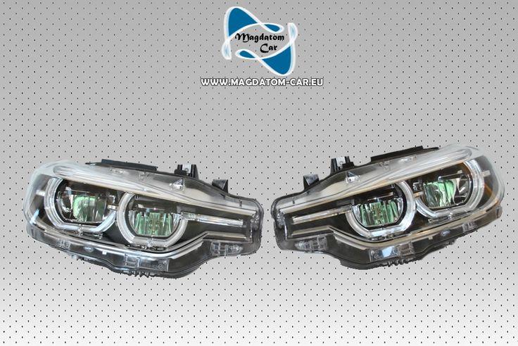 2x Neu Original VOLL LED Scheinwerfer Headlights Bmw 3 F30 F31 M3 7453481-01