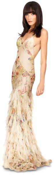 Annabelle Neilson - love this floral print dress
