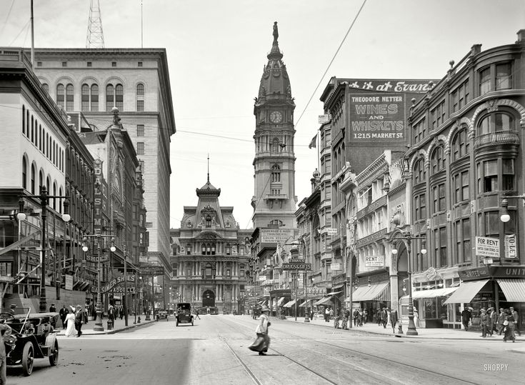 146 Best Images About Old Photos Of Philadelphia On