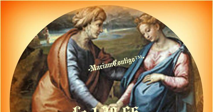 VISITACION DE NUESTRA SEÑORA A SANTA ISABEL En aquellos días, se levantó María y se fue con prontitud a la región montañosa, a una ciudad de Judá; entró en casa de Zacarías y saludó a Isabel. Lc. 1,39-46 - See more at: http://santoralmariareina.blogspot.com/2012/05/santo-de-hoy-31-de-mayo.html#sthash.VIGGPgu9.dpuf