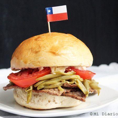 Sandwich chacarero
