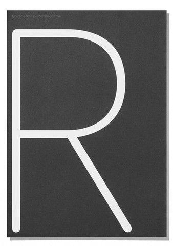 R (hvid)
