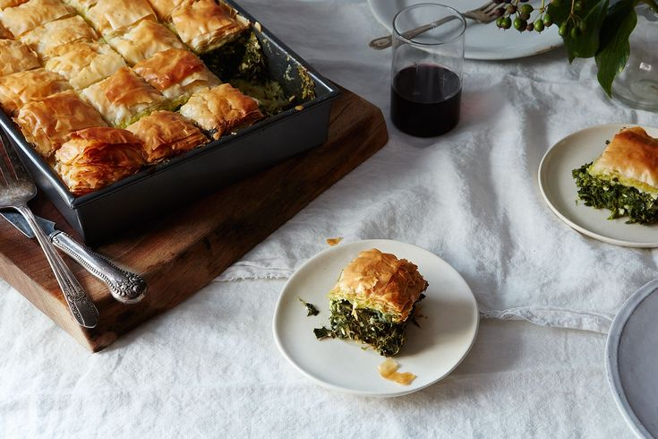 Real-Deal Spanakopita, Straight from Yia Yia on Food52