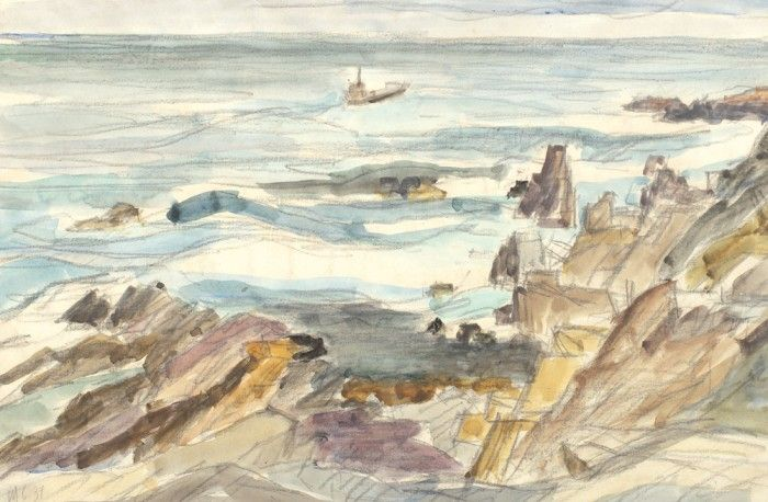 Henri H. Catargi, Marină