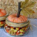 I Gotta Create!: {Mason Jar} Pumpkin Payday!