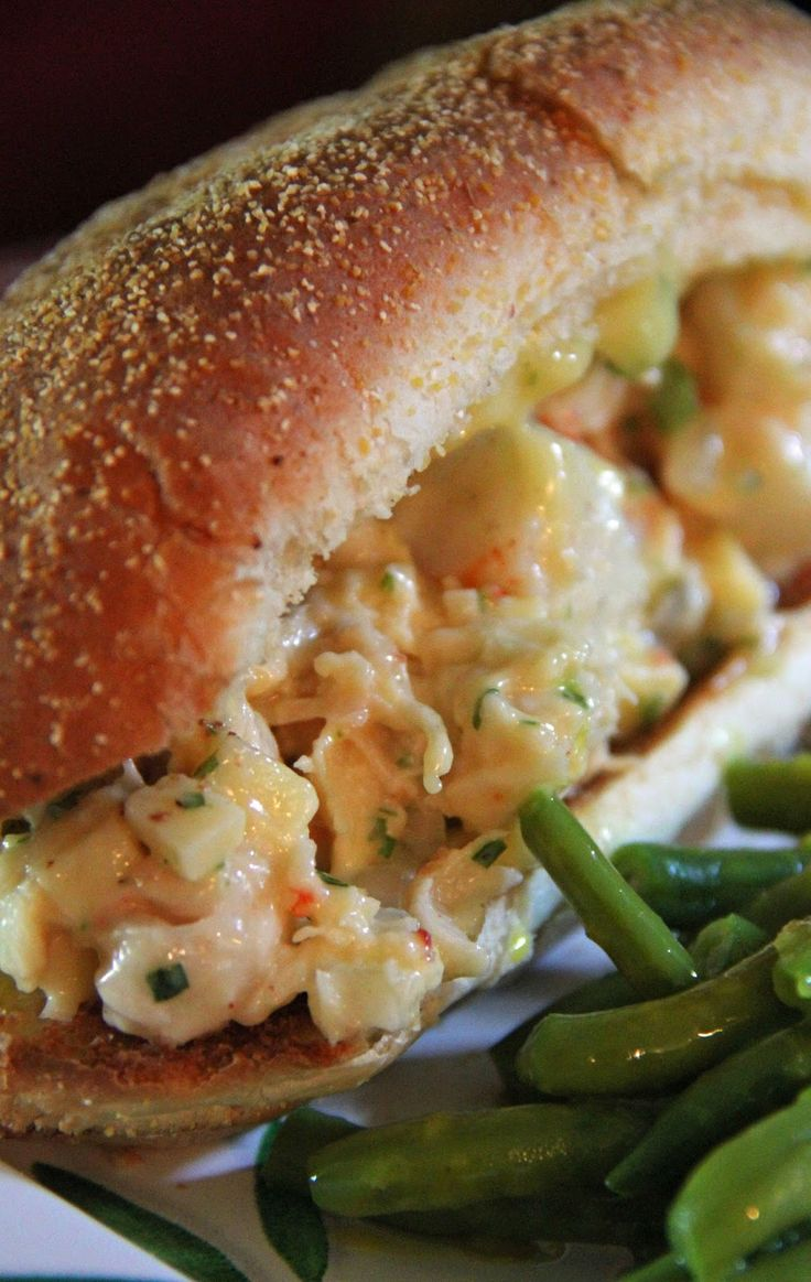 Jo and Sue: Lobster Sandwiches With Homemade Dill Mayo