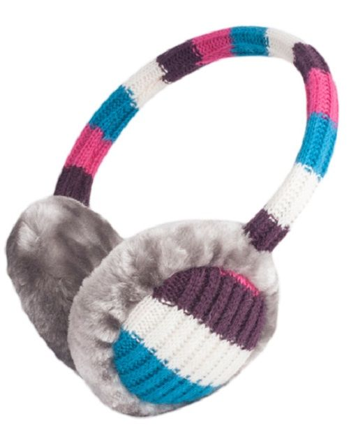Headphones Forever Winter 3.5 mm (mini-jack) - colourful