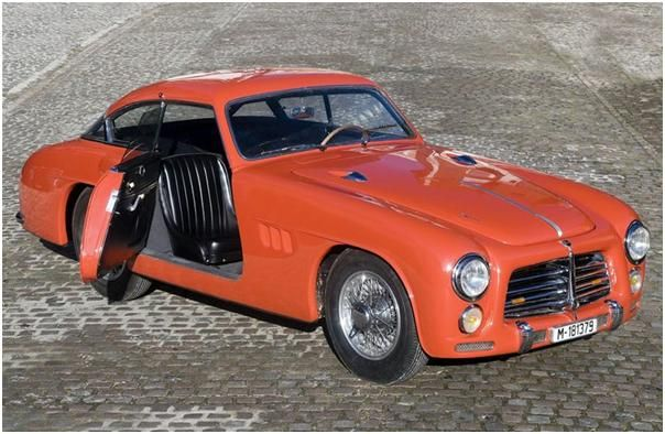 Pegaso Z-102 Right Side Photo