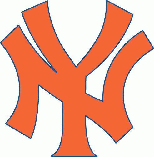 New York Knickerbockers Alternate Logo (1967/68 - 1990/91)