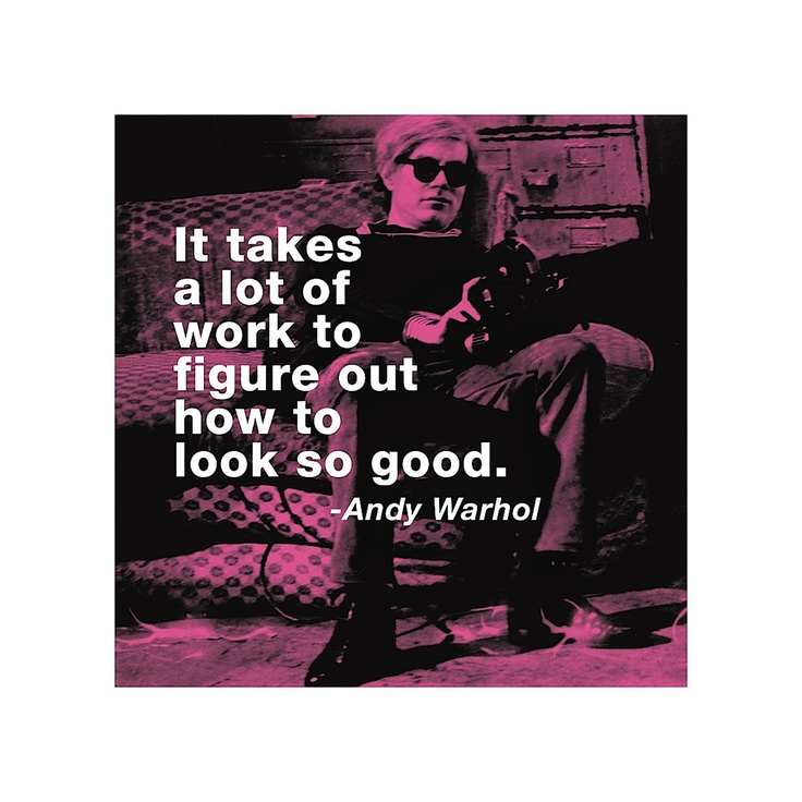 Andy Warhol Pop Art Quotes: 101 Best Warhol Style Images On Pinterest
