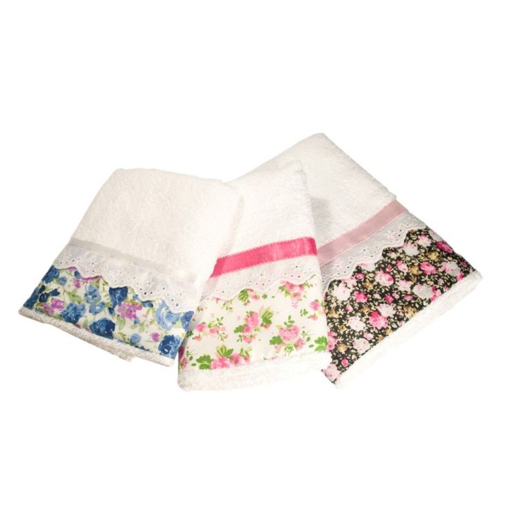 Las 25 mejores ideas sobre toallas de mano en pinterest for Colgadores para toallas