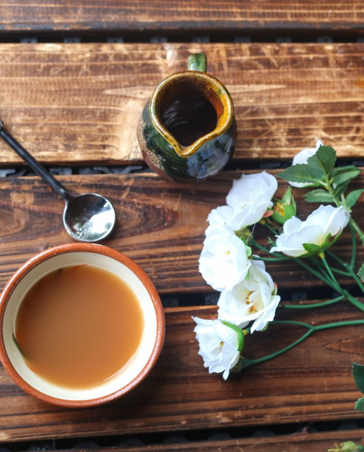 Apple Cider Vinegar & Honey Cough Syrup ~ ease your cough and sleep!