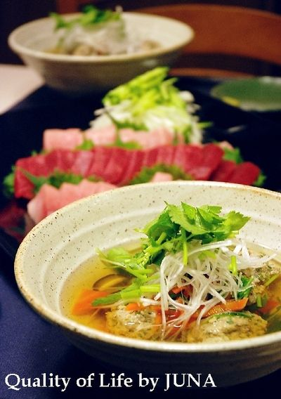家庭料理定番☆いわしのつみれ汁 by JUNA(神田智美)さん | レシピ ...