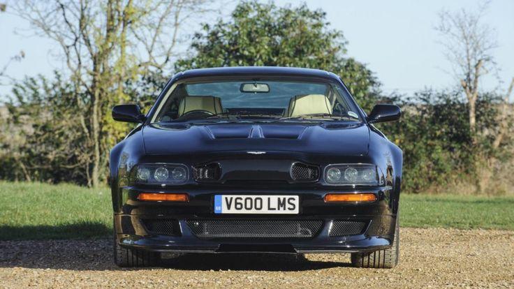 2000 fascia delantera Aston Martin Vantage Le Mans V600
