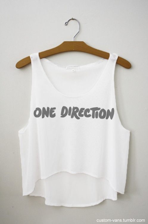 One Direction shirt. I really waaaaaaaaaaaaaaant this shirt