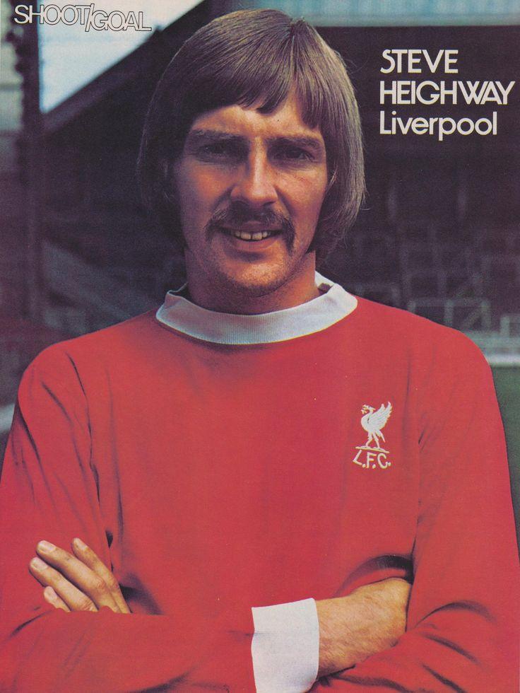 Steve Heighway liverpool 1975