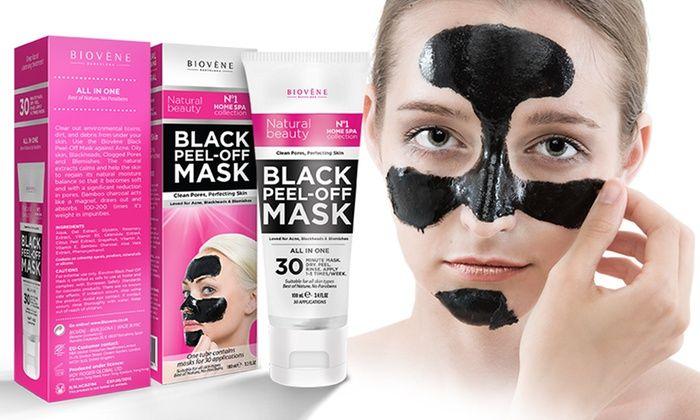 Biov茅ne Black Peel-Off Mask (3.3oz.)