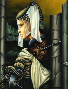 """La Despedida"", 1995. CARMEN ALDUNATE"