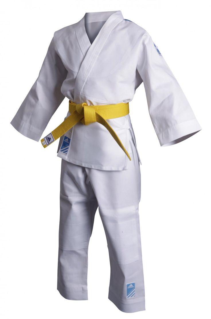 Kimono de Judo enfant Adidas