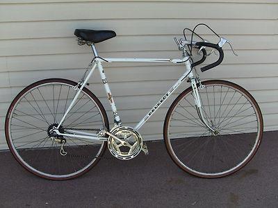 VINTAGE 1970's PEUGEOT french road bike CADRE ALLEGE.. I ...
