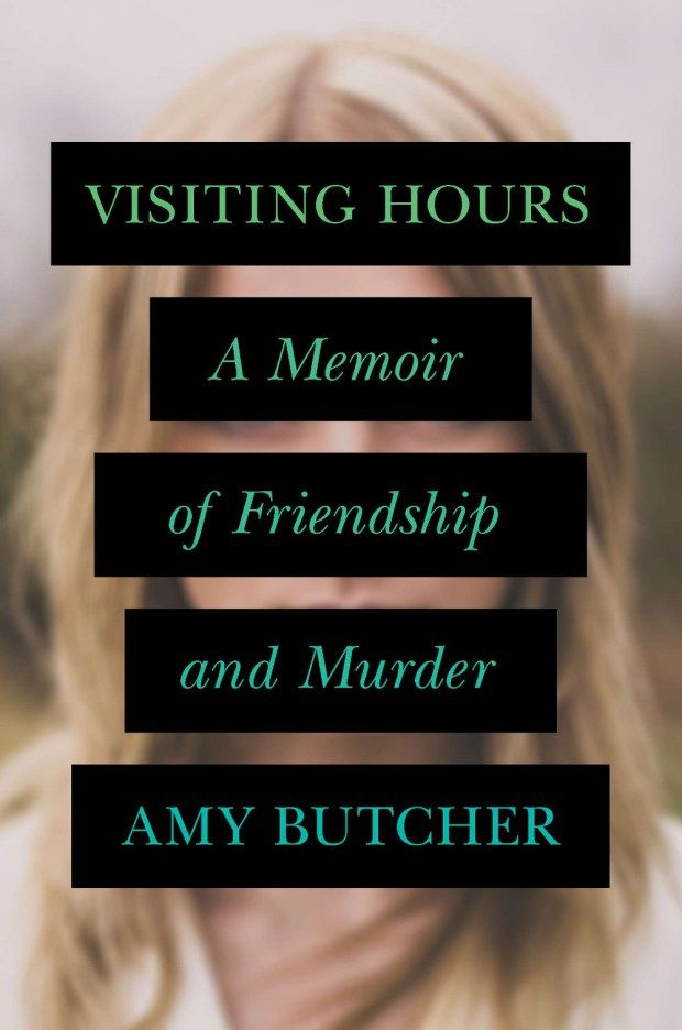 Visiting Hours by Amy Butcher; design by Spencer Kimble (Blue Rider Press / April 2015)