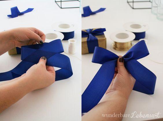 die besten 25 schleife binden geschenk ideen auf pinterest keine schleifen schleife binden. Black Bedroom Furniture Sets. Home Design Ideas