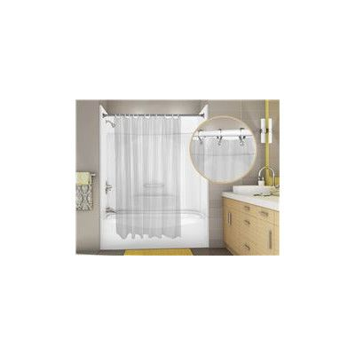 Hemp Shower Curtain Liner Bamboo Shower Curtain Liner