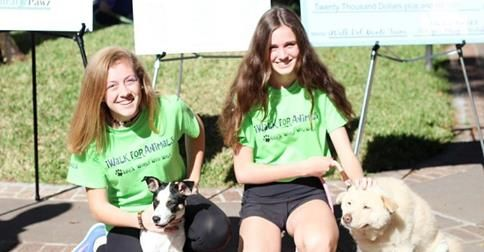 Read about two remarkable young women who raised over $22,000 to help us give orphaned, abused and neglected animals a second chance at life. http://www.yourhoustonnews.com/west_university/news/girls-top-leader-board-in-fundraiser-for-houston-spca-event/article_9d6ab10c-681b-5119-821f-c3a3d19bdb00.html