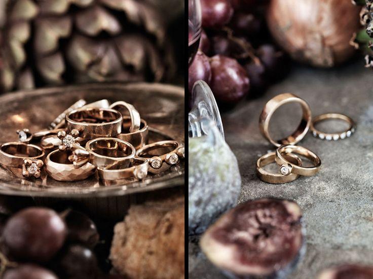 Vigsel- och förlovningsringar | Elindesign Jewellery