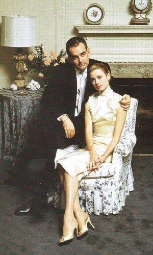 Princess Grace & Prince Rainier of Monaco