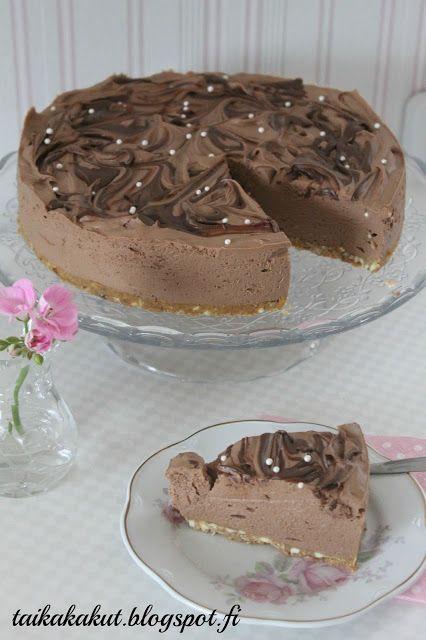 Tarun Taikakakut: Suklaakakut ja mutakakut ja browniet