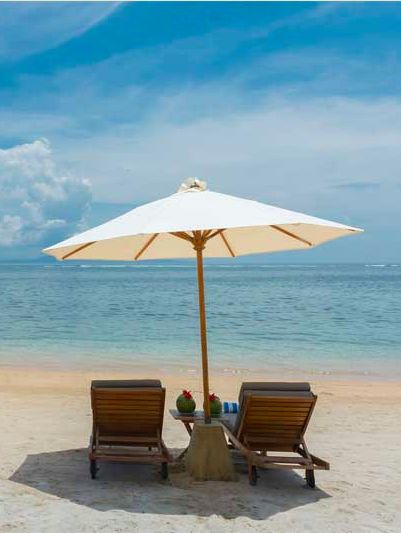 Sanur Beaching.  Beyond Villas Bali has a selection of beautiful villas, all over Bali, to suit every style & Budget. www.beyondvillas.com