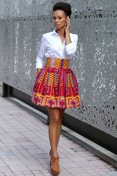 Color inspiration Latest African Fashion, African Prints, African fashion  styles, African clothing,