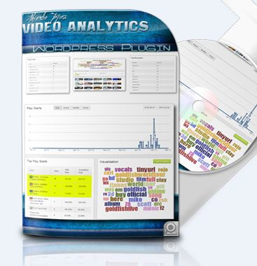 """Video Analytics Plugin """"This Video Analytics Plugin is a companion solution to Google Analytics to provide you with tracking for videos embedded on your blog!"""""""