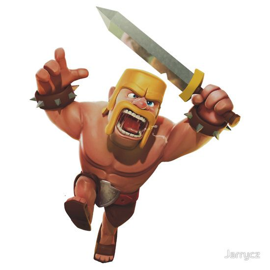 clash of clans barbarian king new ability