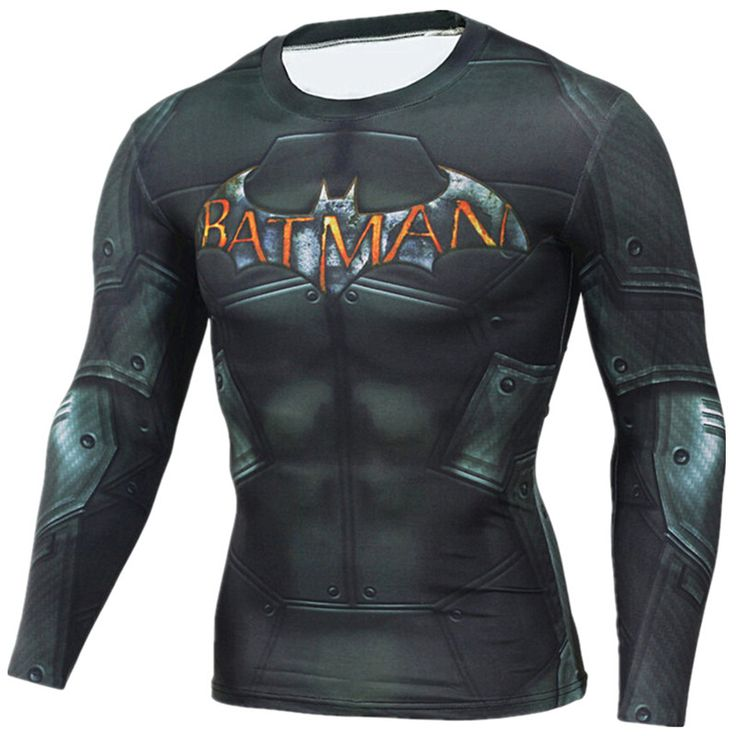 sleeve tattoos Mens Compression Shirt Iron man Long Sleeve 3D Print Crossfit T Shirt Men T-Shirts Tights Brand Fitness Clothing Tops Male * AliExpress Affiliate's buyable pin. Find out more on www.aliexpress.com by clicking the image #Men'sT-shirts