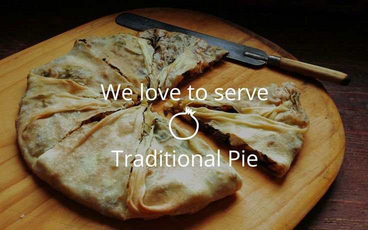 There is nothing better than the smell of a freshly baked pie! Sumptuous savoury pies are a staple in Greek cooking. From the classic spinach pie (spanakopita), chicken pie (kotopita), vegetarian leek pie (prasopita) to cheese pies of various sizes and shapes, savoury pies are suitable for every time of the day, as a main dish, starter or mid-day snack. A variety of traditional Greek pies will be served for you very soon in RODI Pure Deli. ‪#‎RODI‬ ‪#‎GreekPie‬
