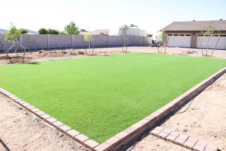 Why We Chose Artificial Grass Farmhouse Murphy Beds