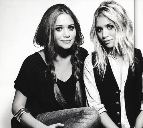 mary kate & ashley fashion icons