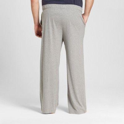 Men's Big & Tall Sleep Pants - Merona - Heather Gray 4XB Tall, Size: 4XBT